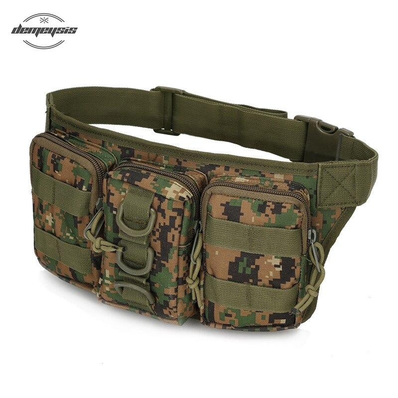 Military Waist Pack Weapons Tactics Outdoor Sport Ride Leg Bag 1000D CORDURA Nylon Waterproof Tactical bag