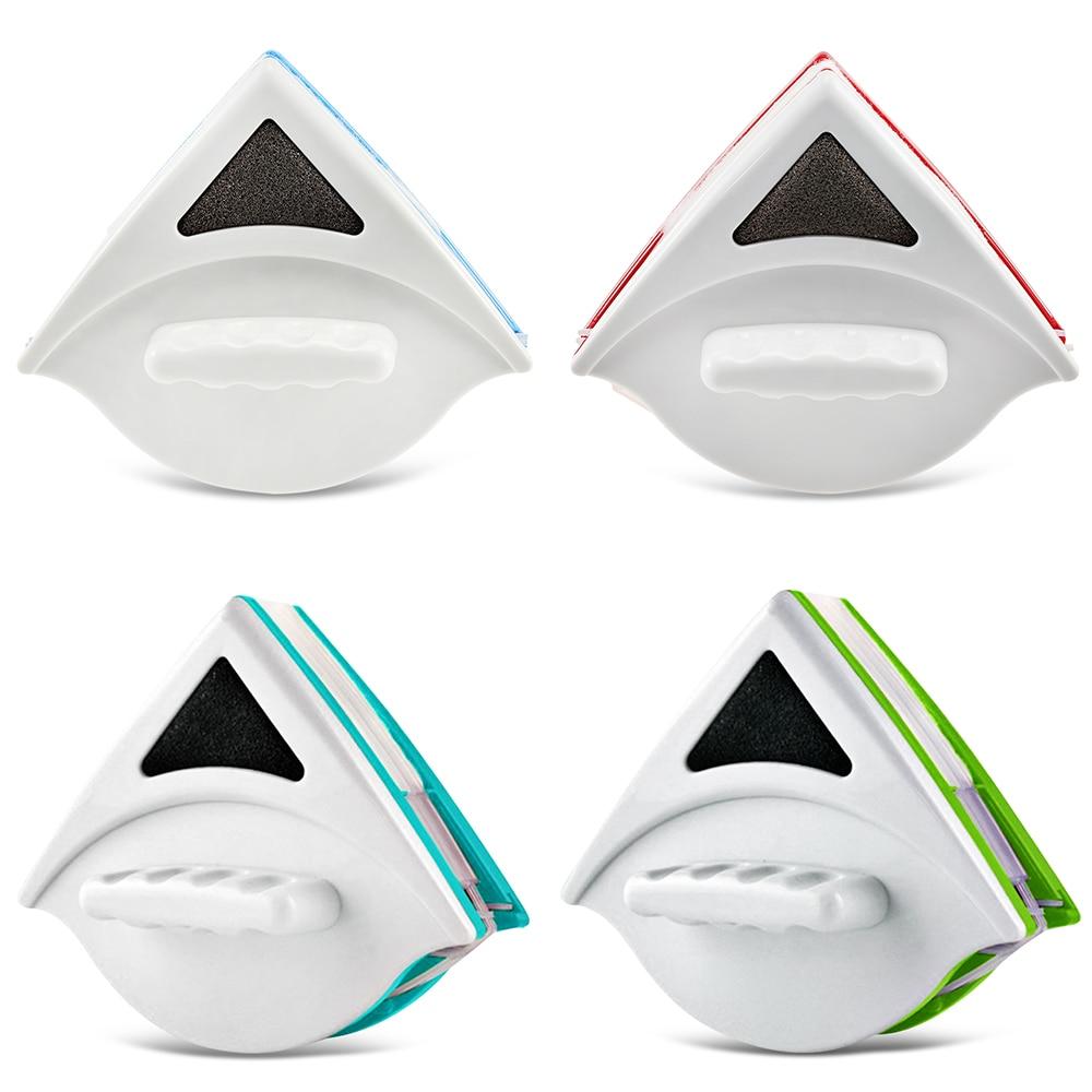 المنزلية مزدوجة الوجهين المغناطيسي الزجاج مسح فرشاة المنزل نافذة ممسحة الزجاج نظيفة لغسل النوافذ الزجاج تنظيف فرش
