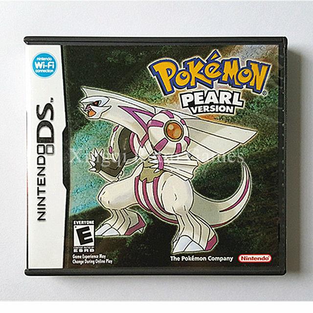 Nintendo NDS Pokemon Series  US Version