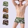Camo Men's Underwear Modal Men Boxer Shorts Plus Size Boxer Tide men camouflage Boxer shorts Homme Cueca Underpants cheap