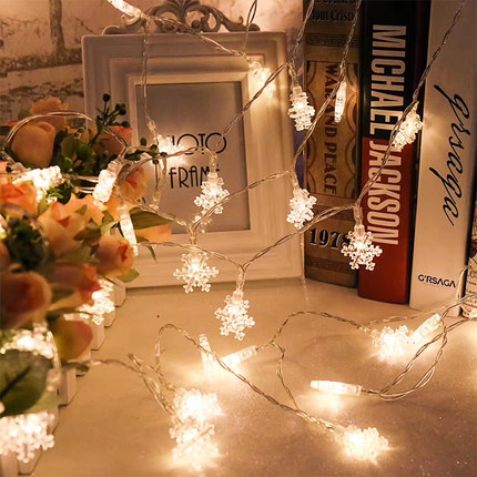 Luz Conduzida da Corda string xmas party garden garland Nome dos Feriados : Natal