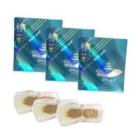 5packs Wonderful Male pad prostatic plaster sanitary napkin for urinary tract infection prostatitis prostate massager men health