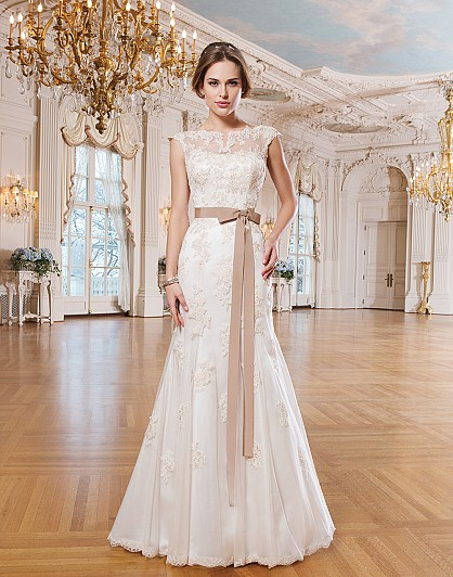 Buy new design wedding dress 2017 simple for Simple elegant wedding dress designers