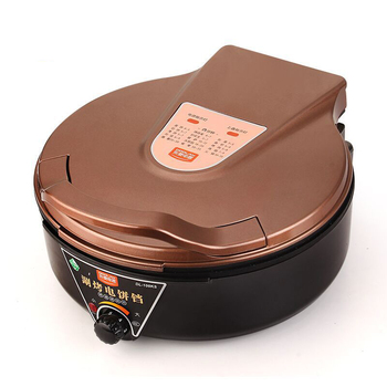 Household Electric Multi Cooker Grills Oven Cooker Hot Pot Multi-functional Smokeless Electric Roast Double Heating DL-100KS 3