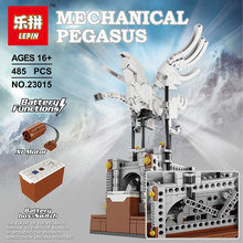 485Pcs Lepin 23015 Science and technology education toys Educational Building Blocks set Classic Pegasus toys children Gifts