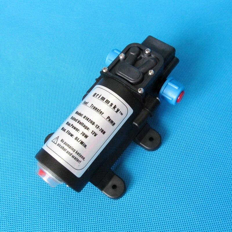 6L Min DC 70W 12v electric oil pump in Pumps from Home Improvement