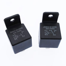 40A Auto Car Relay JD2912 4 Pin 5 Pin DC 12V 24V 36V 48V with Mounting Hole Coil Power 1.8W Automobile Control Device(China)