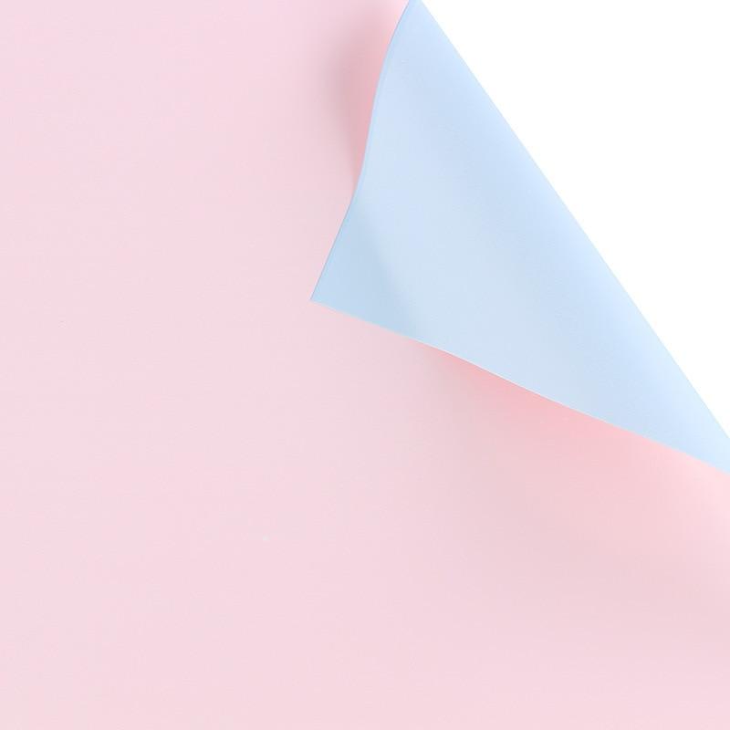 60 см* 10 м/рулон конфеты цвет цветок оберточная бумага Роза свадебная бумага для украшения на рождество упаковка букета материал - Color: J
