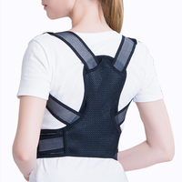 2019 New Posture Corrector Light and Breathable Back Brace Support Adjustable Clavicle Spine Shoulder Lumbar Corset Correction