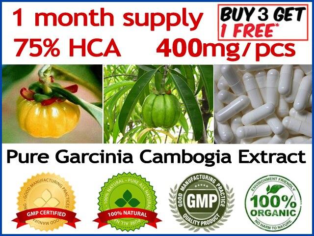 100 Матчей за 1 месяца поставки! гарциния камбоджийская потери веса диета дополнения Сжигать Жир (75% HCA) гарцинии камбоджийской Похудения