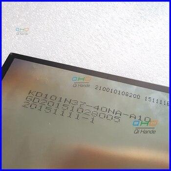 Nowy Na 10.1 ''calowy Ekran LCD Tabletu KD101N37-40NA-A10-REVA KD101N37-40NA-A10 Wyświetlacz LCD Matryca LCD B3-A20 A5008