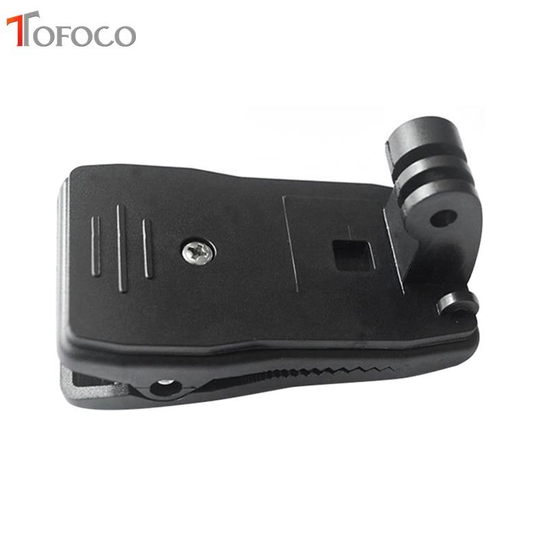 TOFOCO Arrival 360 'Zaino rotante per il fissaggio rapido del - Macchina fotografica e foto
