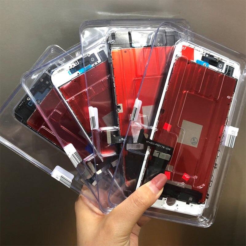 5 sztuk/partia wyświetlacz LCD dla iPhone 5g 5S 5C 6 7 8 Plus wyświetlacz LCD ekran dotykowy z Digitizer naprawa części nie martwy piksel Tianma jakości w Ekrany LCD do tel. komórkowych od Telefony komórkowe i telekomunikacja na AliExpress - 11.11_Double 11Singles' Day 1