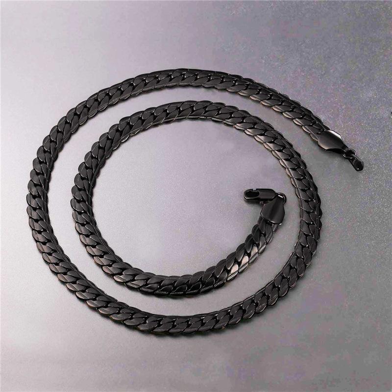Topdudes.com - Vintage Punk Miami Chain Hip Hop Necklaces