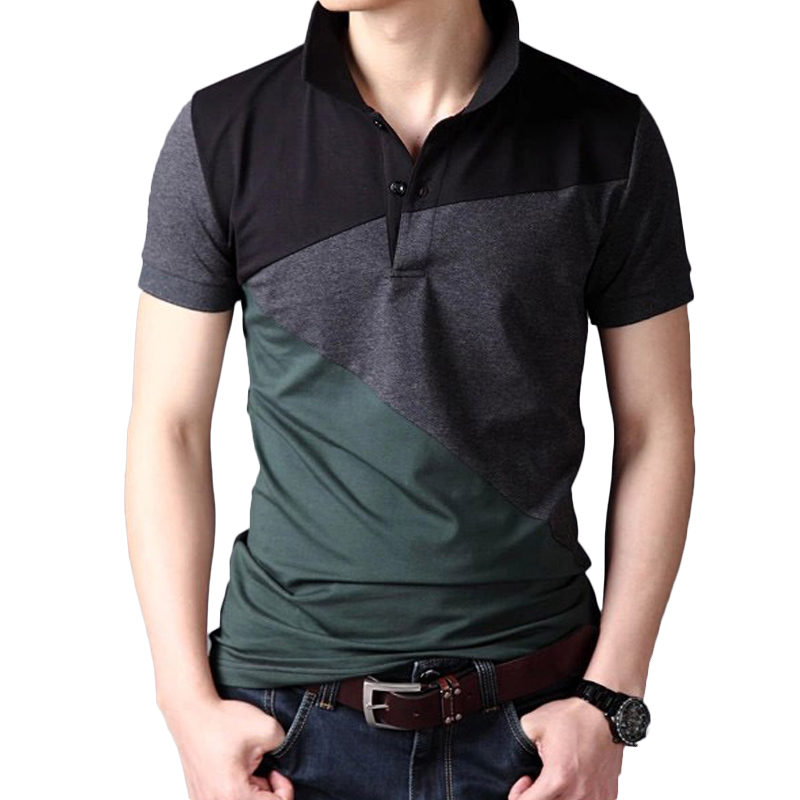 Hot sale t shirt men casual t shirt mens short sleeve for Men s fashion short sleeve shirts