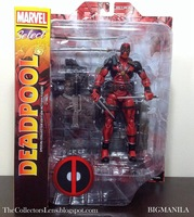 7 Inch Marvel Select Univeres Legends Wade Wilson Deadpool Action Figure