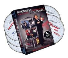 Building Your Own Illusions Part 2 The Complete Course (1-6) by Gerry Frenette - Magic tricks