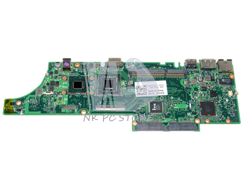 CN-03IVJ5 03IVJ5 3IVJ5 Main Board For Dell Vostro V13 Laptop Motherboard TR2W2-A0 DDR3 купить
