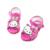 Sandálias bonitos do bebê menina do Verão olá kitty dos desenhos animados causal sandália para 1-3yrs meninas do bebê recém-nascido infantil criança praia sandália sapato