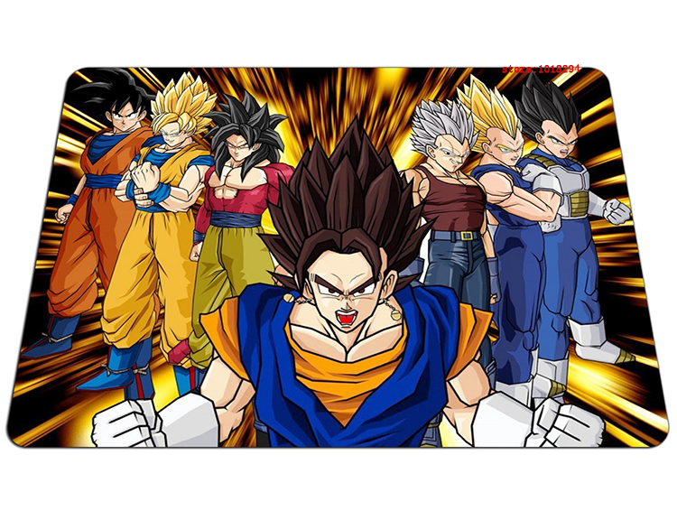 Dragon Ball mouse pad mat to mousepad laptop Dragon Ball Z mouse pad gear notbook computer anime gaming mouse pad gamer