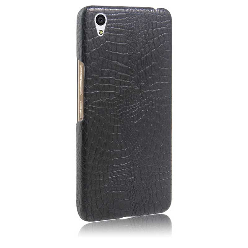 Oneplus X Case One Plus X Cover Luxury Alligator Crocodile Skin Leather Back Phone Case OneplusX One PlusX Case Coque Fundas