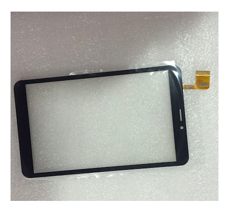 Black New Touch Screen Digitizer For 8 inch ZYD080-64V01 W801 Tablet Touch panel sensor replacement Free Shipping 7 for dexp ursus s170 tablet touch screen digitizer glass sensor panel replacement free shipping black w