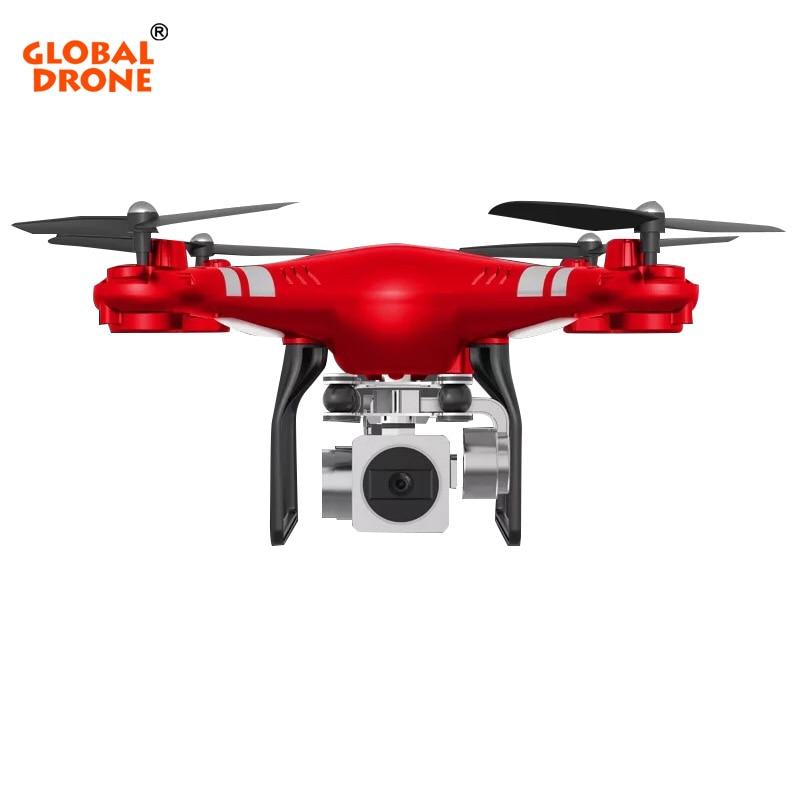 Global Drone SH5 RC Drone Wifi Camera Quadcopter FPV Headless Mode Drone With 2MP Camera VS SYMA X5SW X5C стоимость