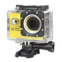 GOLDFOX Sport Action Camera Full HD 1080P Wifi 170 Degree Lens 30M Go Waterproof Pro Real