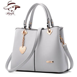 560e4742af40 SHYOJO Designer Women Leather Handbag Messenger Bags