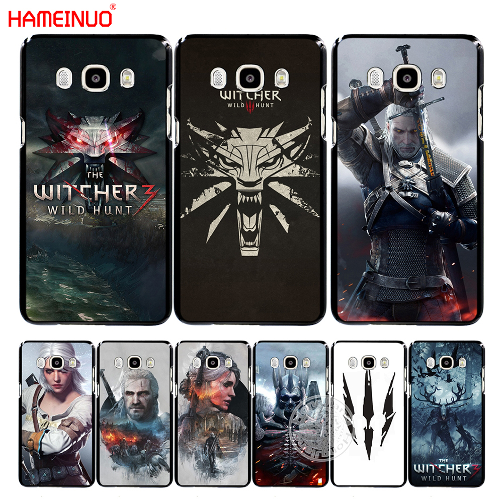 HAMEINUO The Witcher Wild Hunt cover phone case for Samsung Galaxy J1 J2 J3 J5 J7 MINI ACE 2016 2015