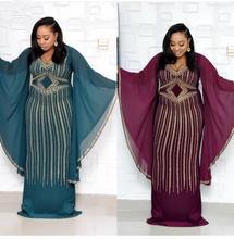 Африканские платья для женщин новые традиционные Дашики женское