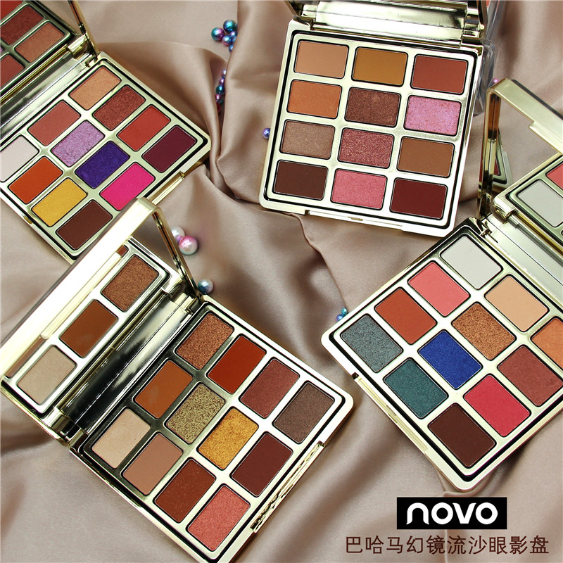 Aliexpress.com : Buy NOVO Fashion eyeshadow palette