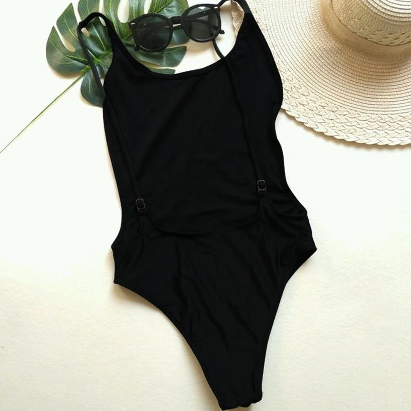 Полосатый купальник, сдельный Купальник для женщин, открытая спина, монокини, купальник, спортивный костюм, пляжный купальник, купальник, бикини