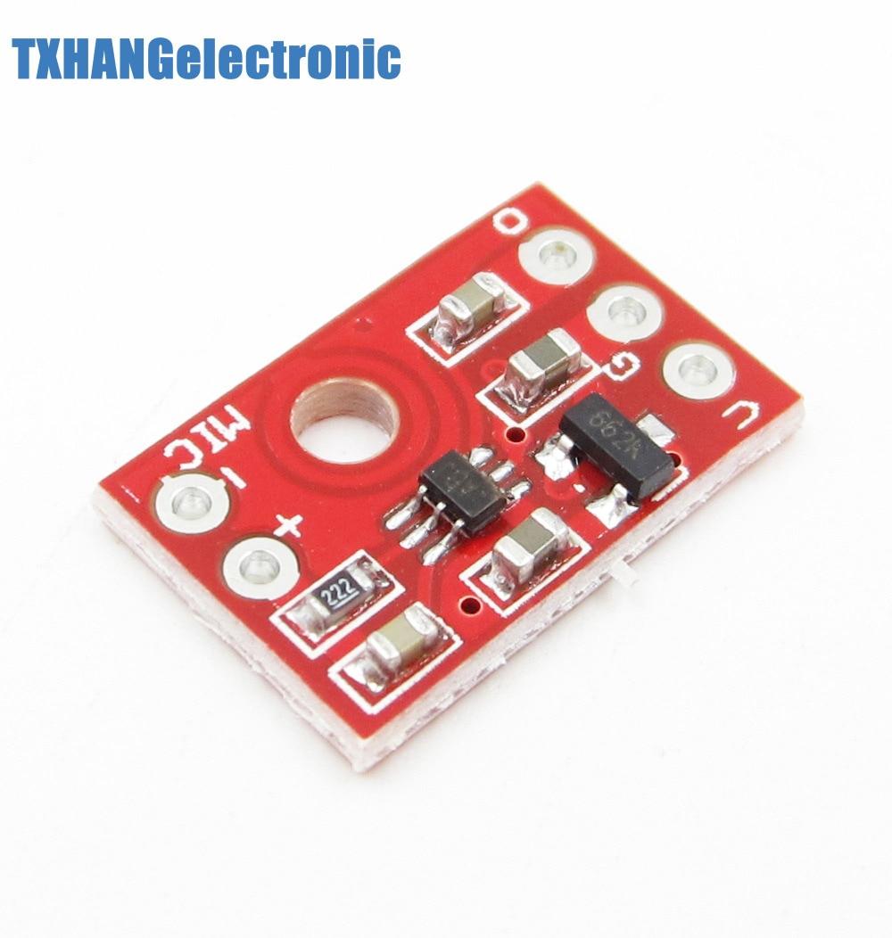 Electret Microphone Amplifier Amp Microplate Board Module MAX9812L