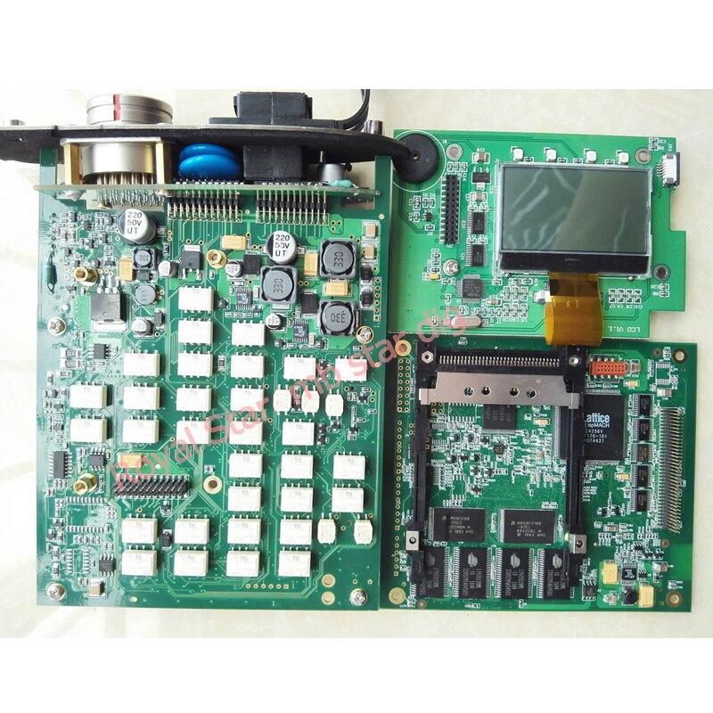 Pieno di Chip Stella di Mb C4 Sd V12/2019 Dts Vediamo Epc Wis in Hdd/Ssd per Mb Auto strumento di Diagnostica Mb C4 Multiplexer Auto Scanner Tool - 5