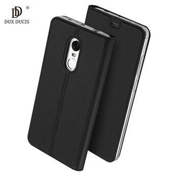Xiaomi redmi note 4 용 고급 플립 홀스터 redmi note 4 4x pro phone cover 용 글로벌 버전 가죽 지갑 케이스