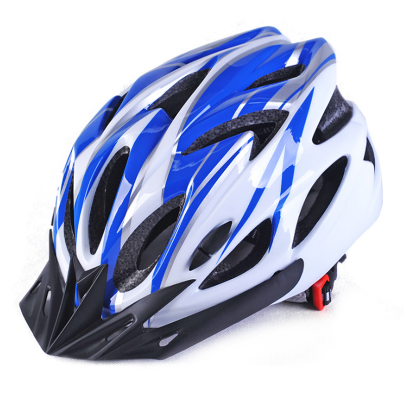 220g Ultra-light Road Racing Bicycle Helmet Endurance MTB Cycling Bike Safety Helmet Sports in-mold Brim Cascos Ciclismo 56-62cm