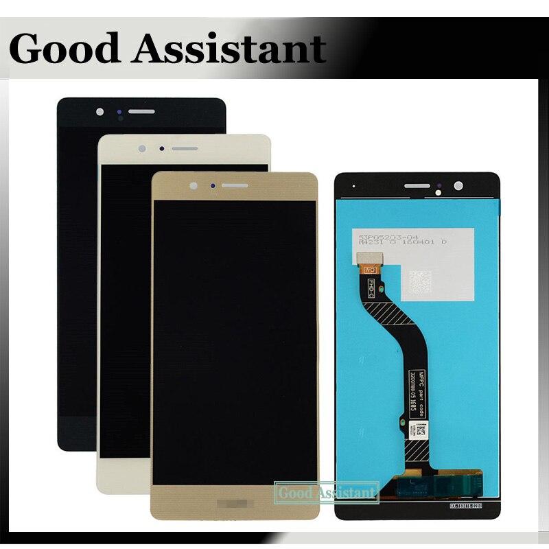 imágenes para Para Huawei P9 Lite/Huawei G9 VNS-L21 VNS-L22 VNS-L23 VNS-L31 VNS-L53 LCD Display + Touch screen Reemplazo Digitalizador Asamblea
