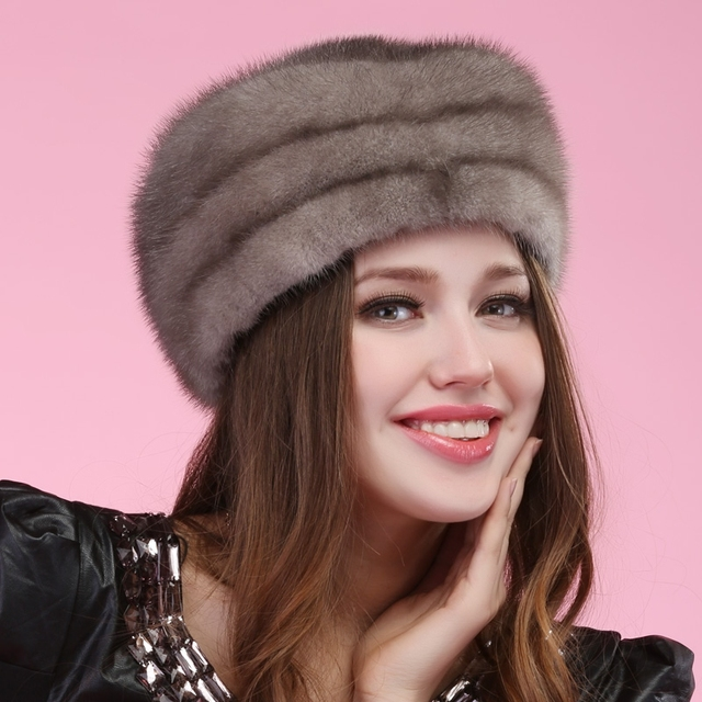 be00e051d7689 new women autumn winter super warm real fashion dress Russian like famous  band sexy mink fur