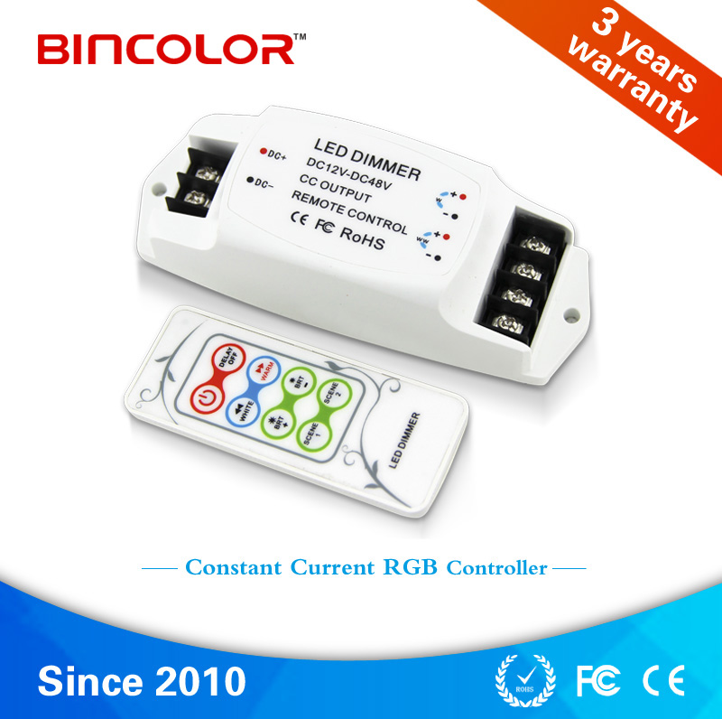Rgb Controlers Faithful Led Rgb Controller 12v 24v 18a 3 Channels Black White Rgb Touch Controller For Smd 5050 Rgb Led Strip Light Lighting Accessories