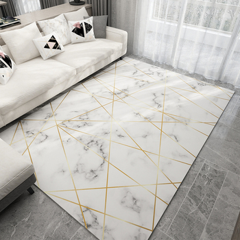 Nordic Style Geometric Carpet Bedroom Carpets Departments Entryway Living Room Rooms