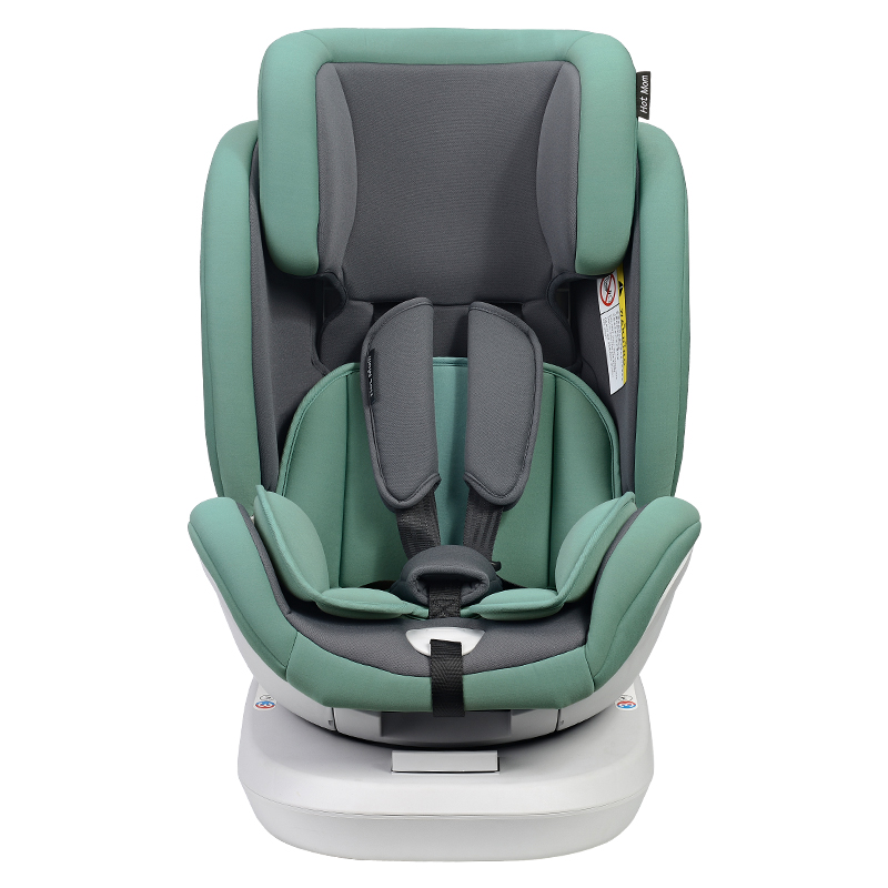 Child safety seat 360 rotating child baby seat safety seat ISOFIX interface car for 0-12 years old
