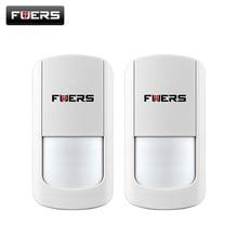 2 adet/grup 433MHZ kablosuz PIR sensörü kablosuz motion sensörü kablosuz Wifi ev güvenlik Alarm sistemleri G90B pil dahil