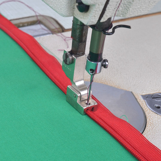 Industrial Sewing Machine Presser Foot Zipper Foot S40N For DDL Extraordinary Zipper Foot For Sewing Machine
