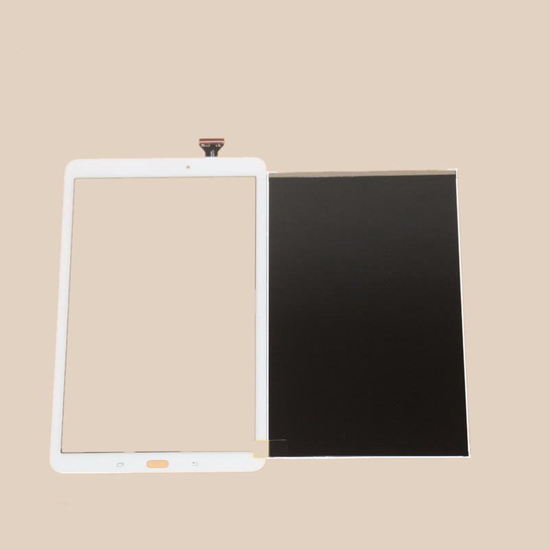 For Samsung Galaxy Tab E 9.6 SM-T560 T560 T561 Touch Screen Digitizer Glass+LCD Display Panel Replacement