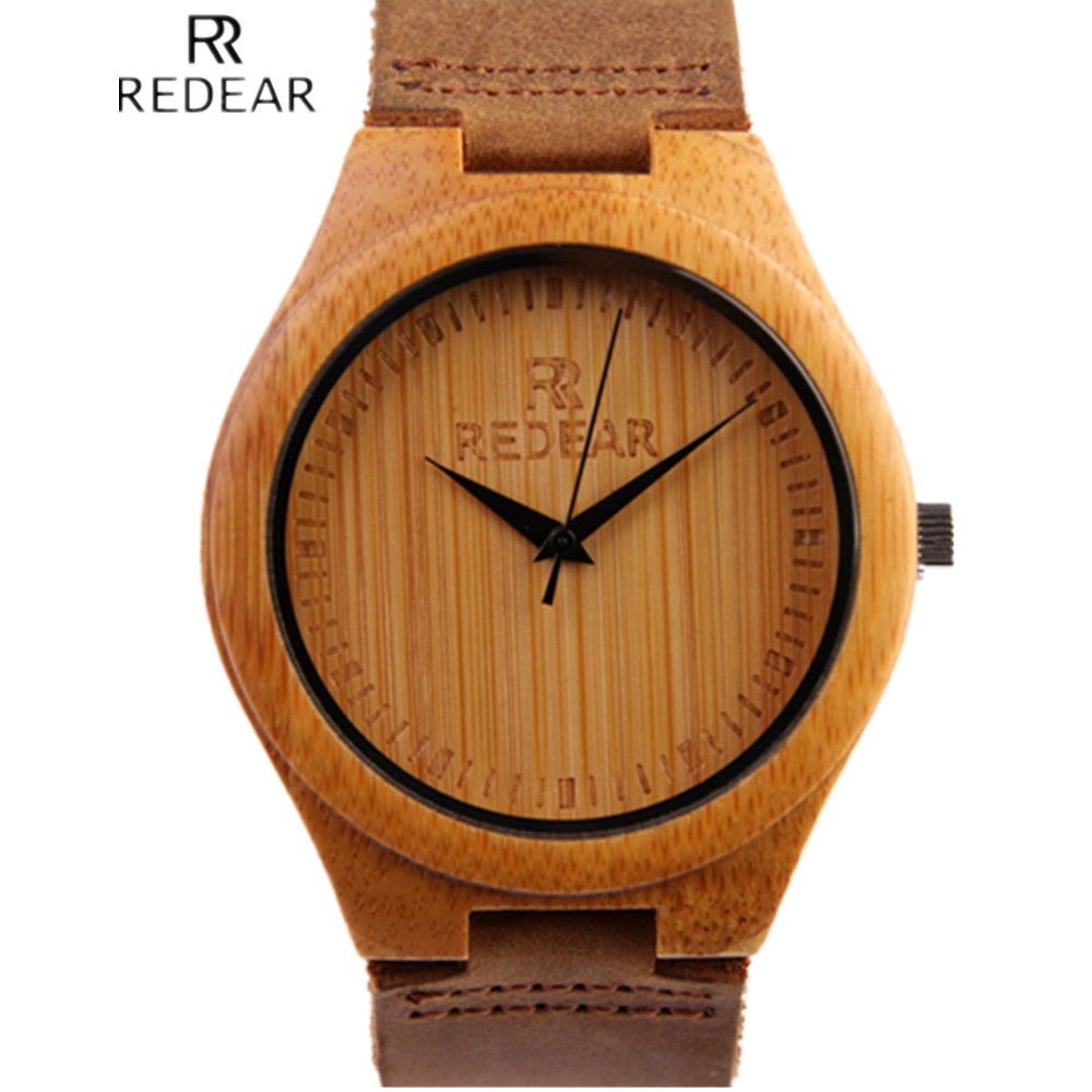 Women s Watch Luxury Wood Watch Women Watches Women Genuine Leather Strap Ladies Quartz Wristwatch Hour