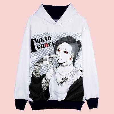 Hoodies 12 10 13 6 Ghoul 16 Molletonnés Hommes Pulls Nouveau Femmes 9 3d 11 8 2 Anime Printemps Automne 14 7 Tokyo 2017 18 4 5 Et 21 17 1 3 20 19 15 BEUx4qSS