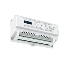 Новый светодио дный DMX512 24 канала CV постоянный Напряжение декодер dmx; DC5-24V вход; 3A * 24CH выход с светодио дный дисплей DIY установки dmx адрес