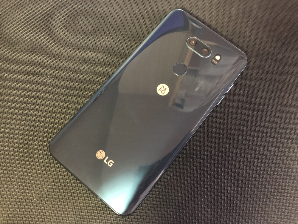 Big Discount] Original Unlocked LG V30 H930 EU version Octa