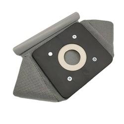 1x моющийся и многоразовый универсальный пылесос тканевый мешок для пыли 11x10 см мешки для пылесоса для Philips Электролюкс LG Haier samsung